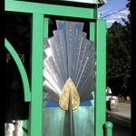 PEACOCK SHELTERS ~ PHIADELPHIA ZOO