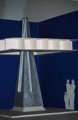 large spire model