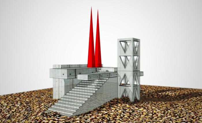 platform 17 rendered